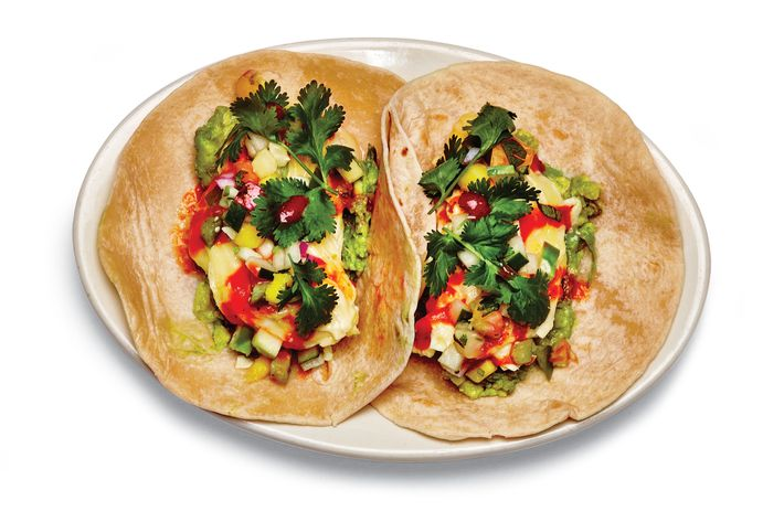 Dimes' Summer Tacos.