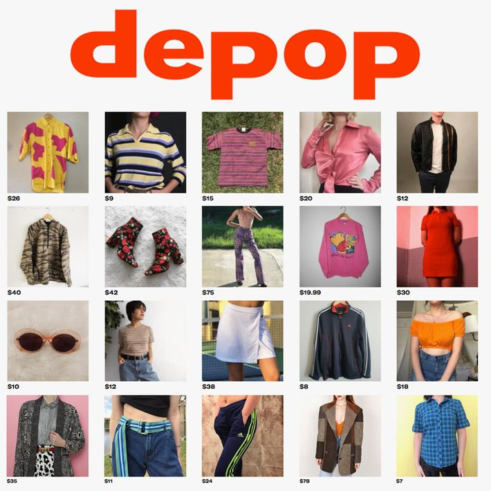 9b9bfd1ec Re-commerce Apps and Resale: Depop, Poshmark, The Real Real