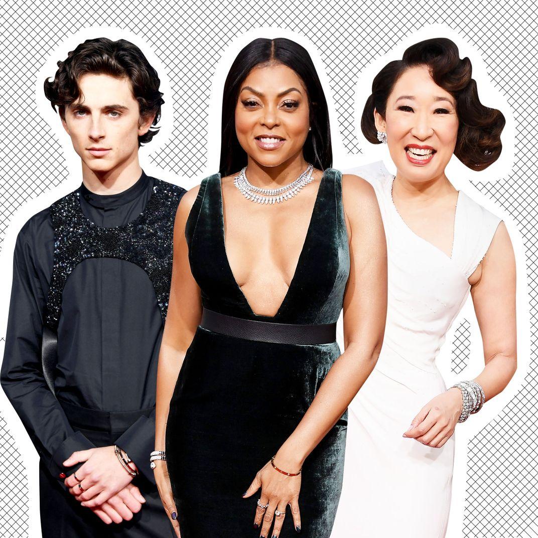 f8a2fedcea1e6d Golden Globes 2019: Red Carpet Fashion & Best Dressed