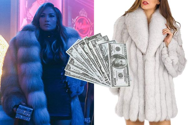 Womens Faux Fur Coat