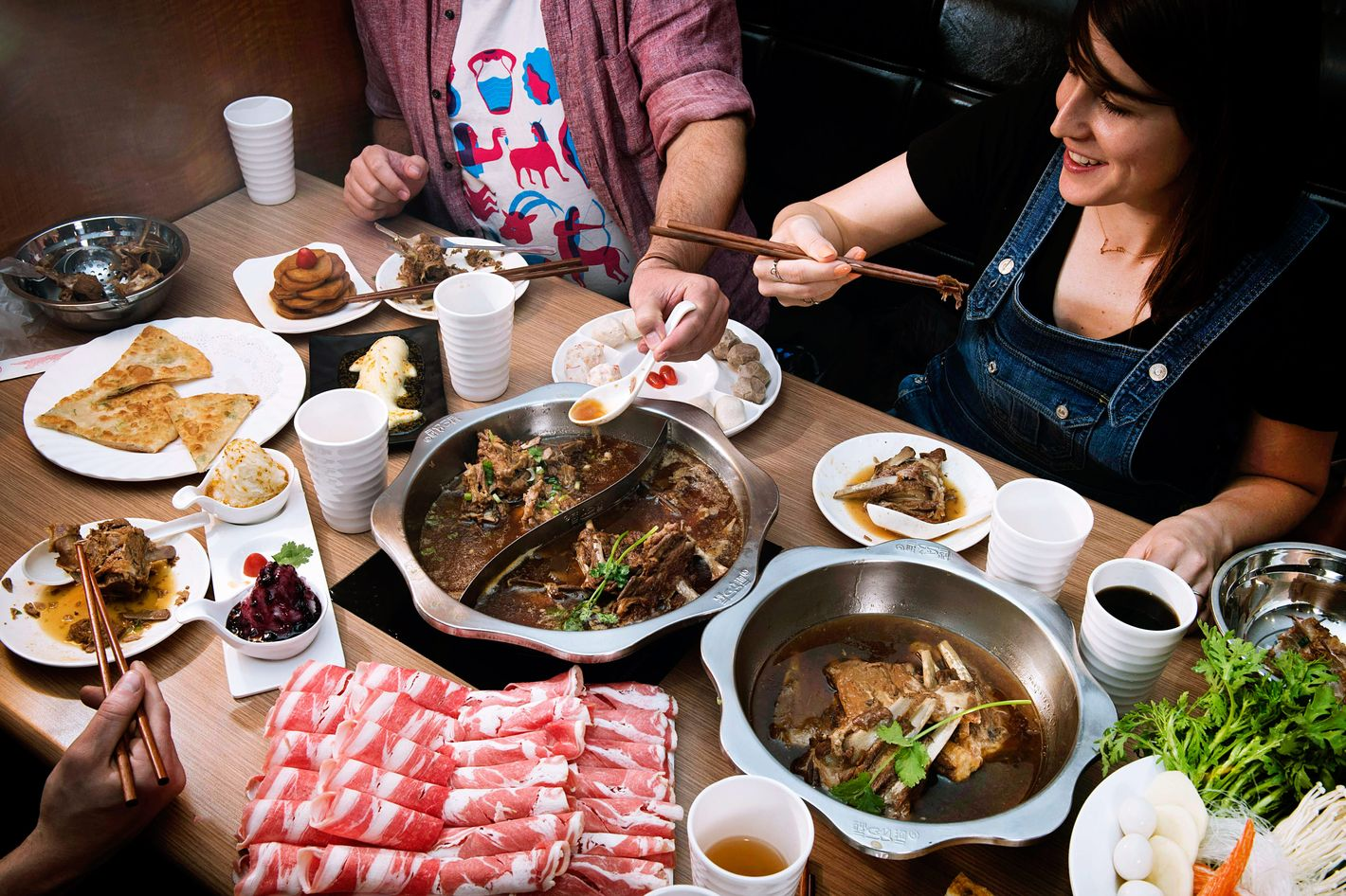 the absolute best hot pot in nyc