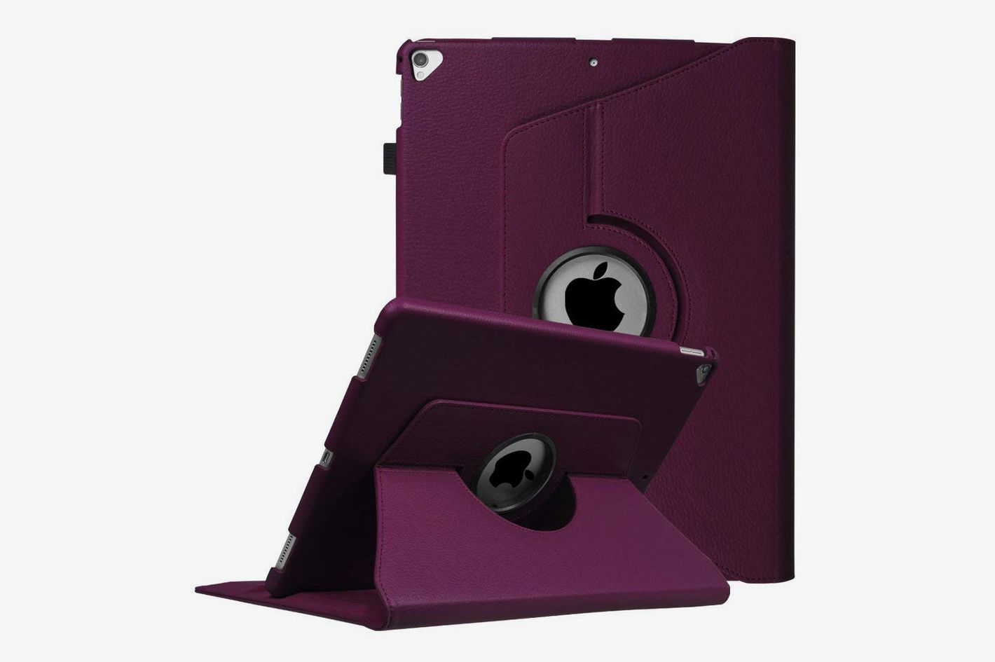 Fintie iPad Pro 12.9 Case \u2014 360 Degree Rotating Stand With Smart Protective Cover Auto 15 Best Cases 2018