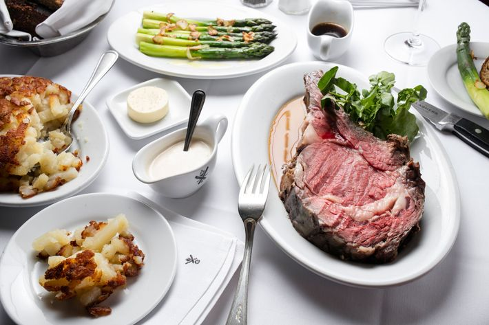 The Absolute Best Prime Rib In Nyc