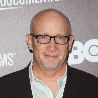 NEW YORK, NY - OCTOBER 20: Director Alex Gibney attends HBO presents the premiere of