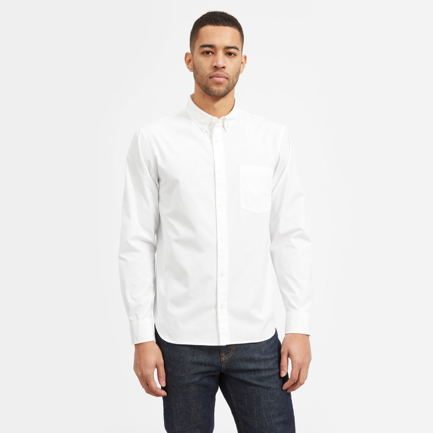 Everlane Cotton Standard Fit Shirt