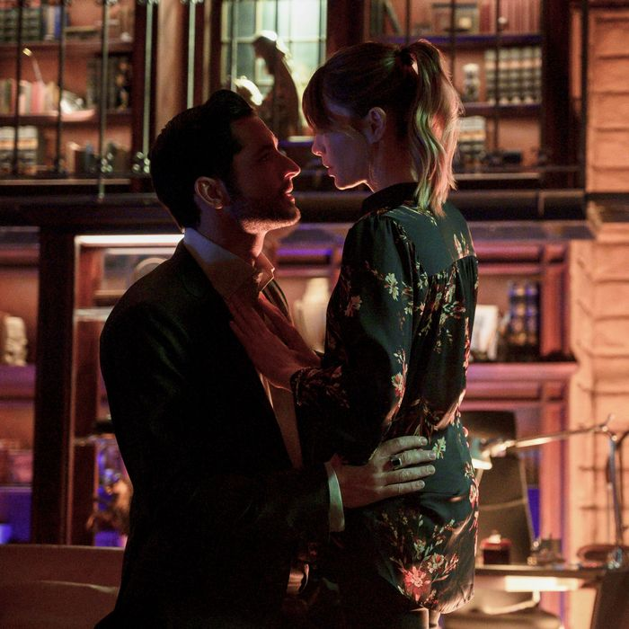 Making love with the devil hurts Lucifer Season 5 Part 1 Recap A Sinful Episodic Guide