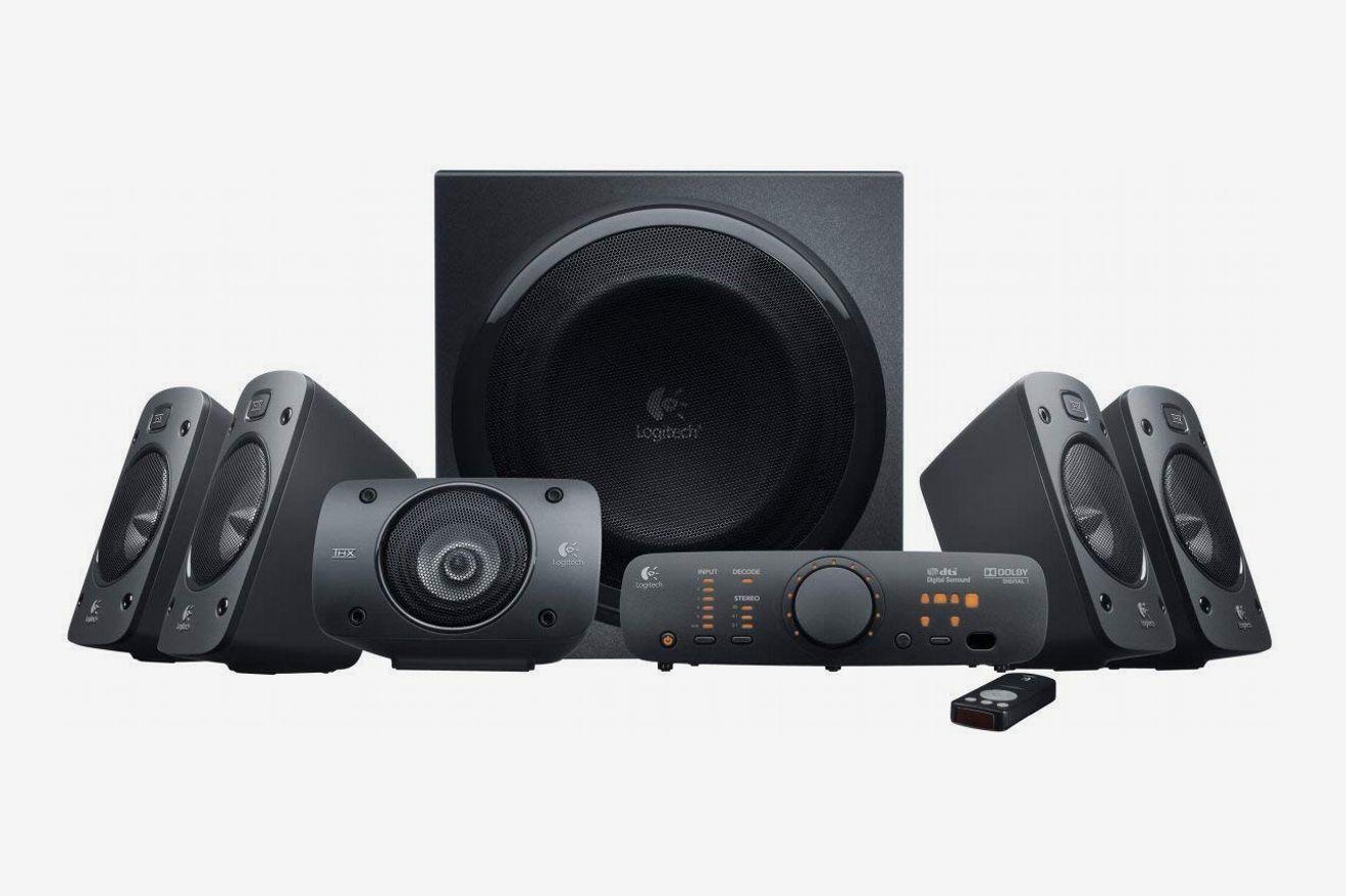 Logitech Z906 5.1 Surround Sound Speaker System