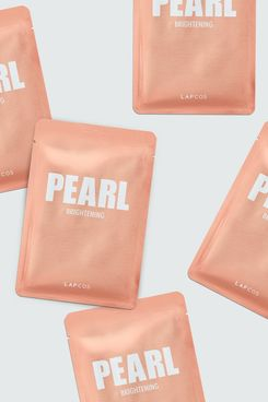 LAPCOS Daily Skin Mask Pearl (5-Pack)