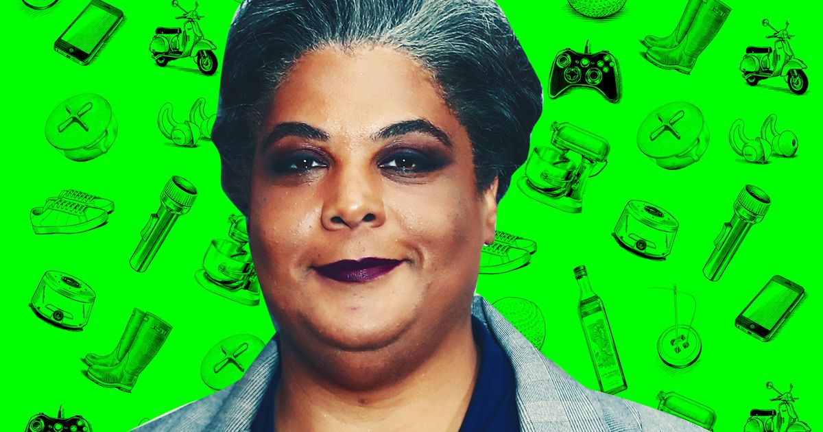 Carry The Louis Vuitton Bag That Roxane Gay Put Her Engagement Ring In