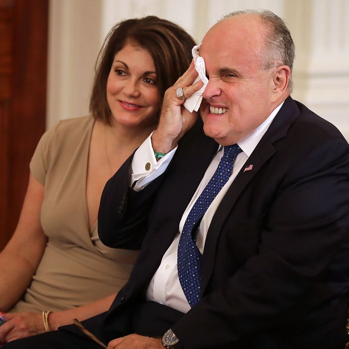 Giuliani Is Now The Subject Of Three Investigations Report