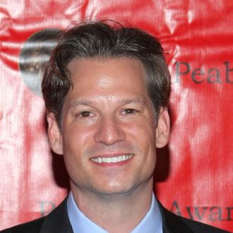 Correspondent Richard Engel is awarded during the 68th annual George Foster Peabody Awards at The Waldorf=Astoria on May 18, 2009 in New York City.