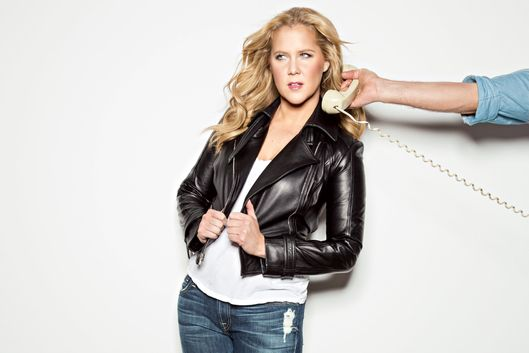 amy schumer on her new comedy central show vulture