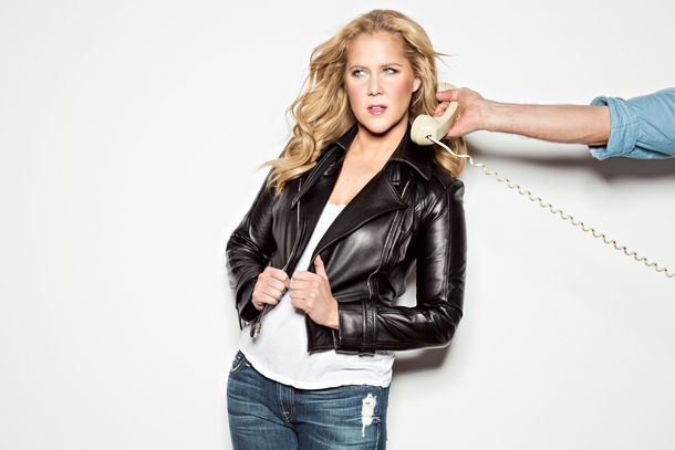Amy Schumer on Her New Comedy Central Show and the Sexual Dynamics of Stand-up