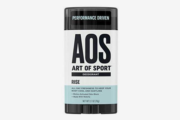 Art of Sport Clear Stick Aluminum-Free Deodorant, Rise Scent