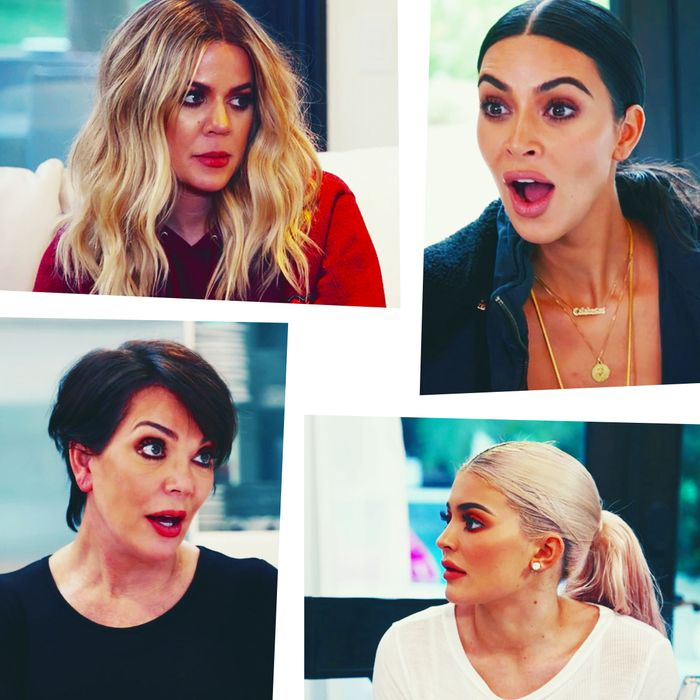 0cbff07eb271 5 of the Most Obviously Staged Moments in Kardashian History