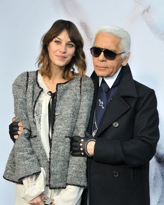 Image result for alexa chung and karl
