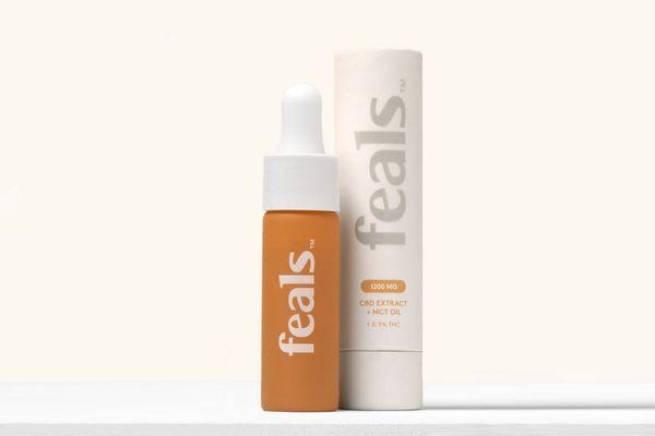 Feals CBD Extract, 1200 mg