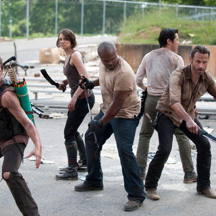 The Walking Dead Recap: Enjoy the Silence