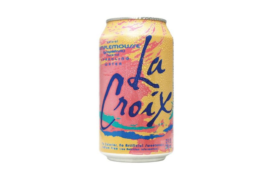 LaCroix Sparkling Water, Grapefruit, 12 Ct
