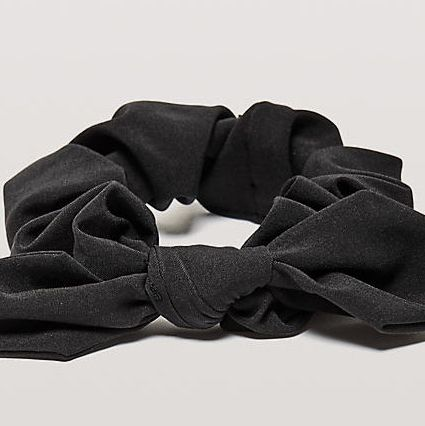 Uplifting Scrunchie Bow