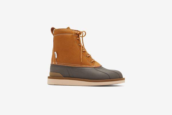 Suicoke Alal-wpab Waterproof-Leather Boots