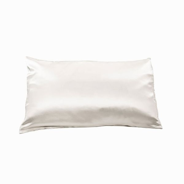 Fishers Finery 19 Momme 100% Pure Mulberry Silk Pillowcase