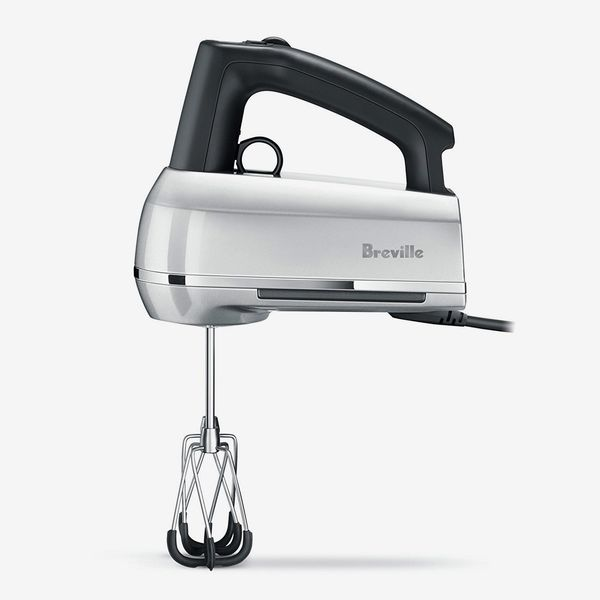 Most Useful Gadgets - Breville Handy Mix Scraper Hand Mixer, Silver