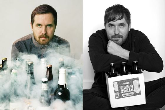 These identical twins are like the Oasis of brewers.