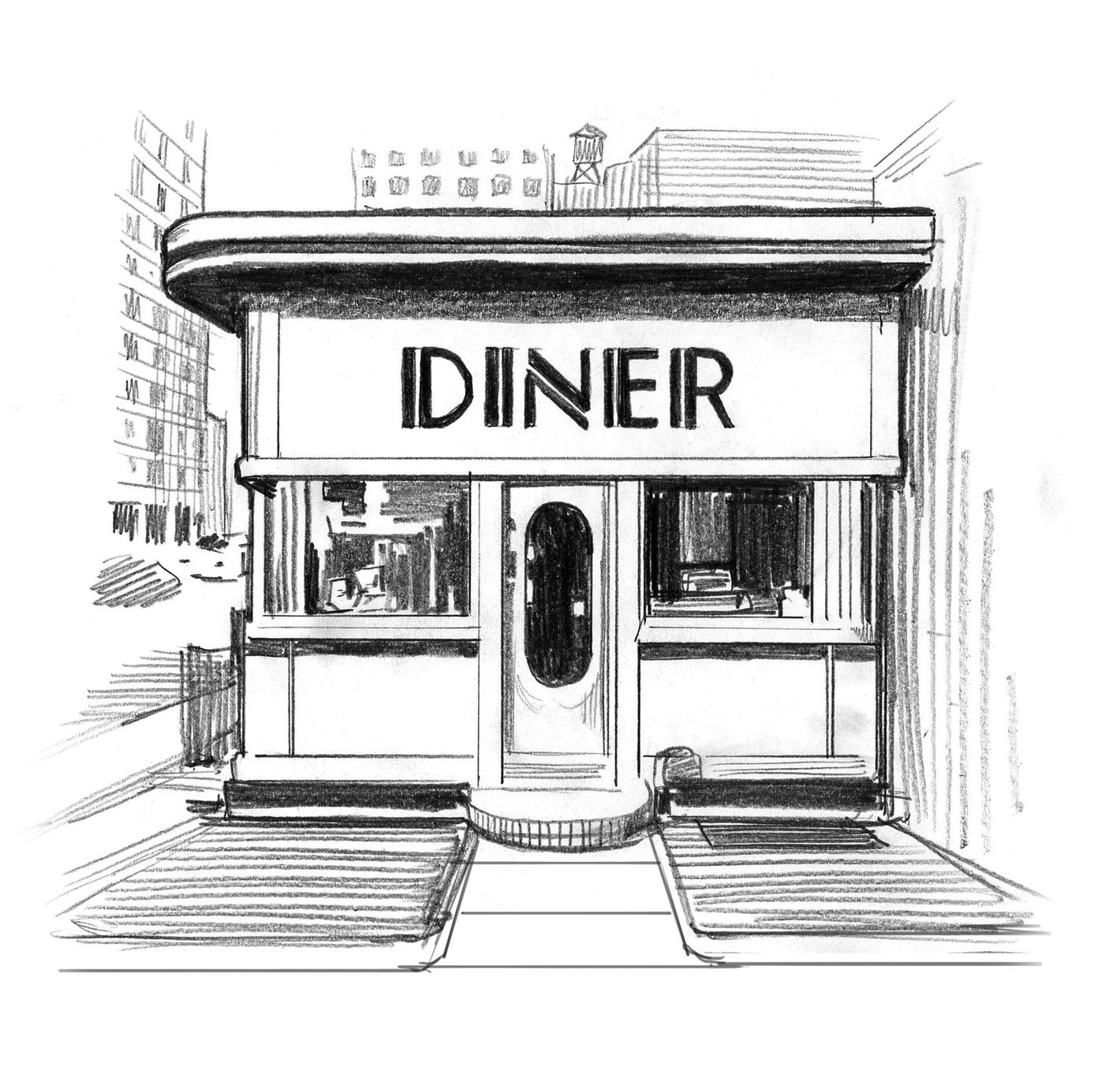 Watching And Lamenting The Death Of The New York Diner