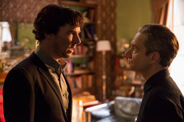 Sherlock - TV Episode Recaps & News