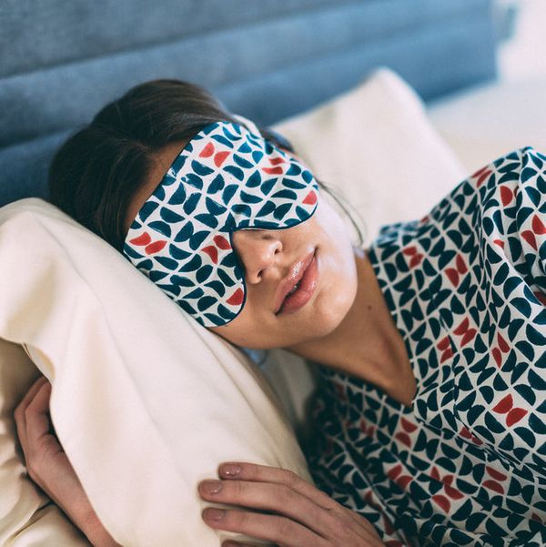 The Ethical Silk Company Mulberry Silk Eye Mask