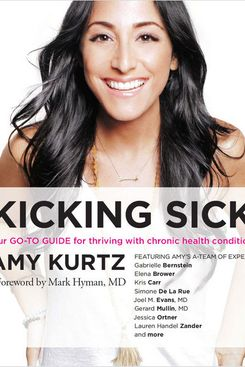 Kicking Sick, by Amy Kurtz