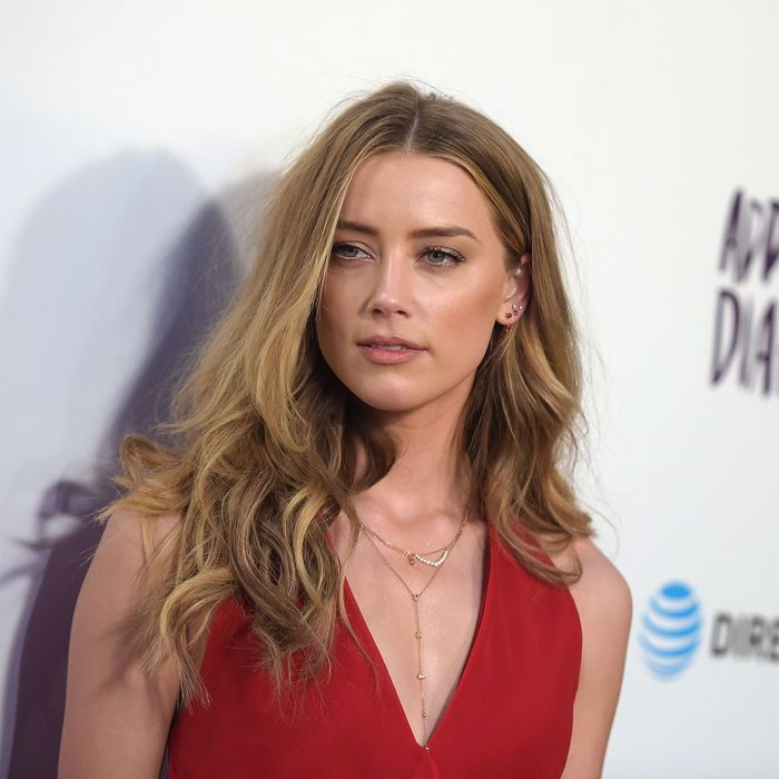 Amber Heard. Photo: Jason Kempin/Getty Images