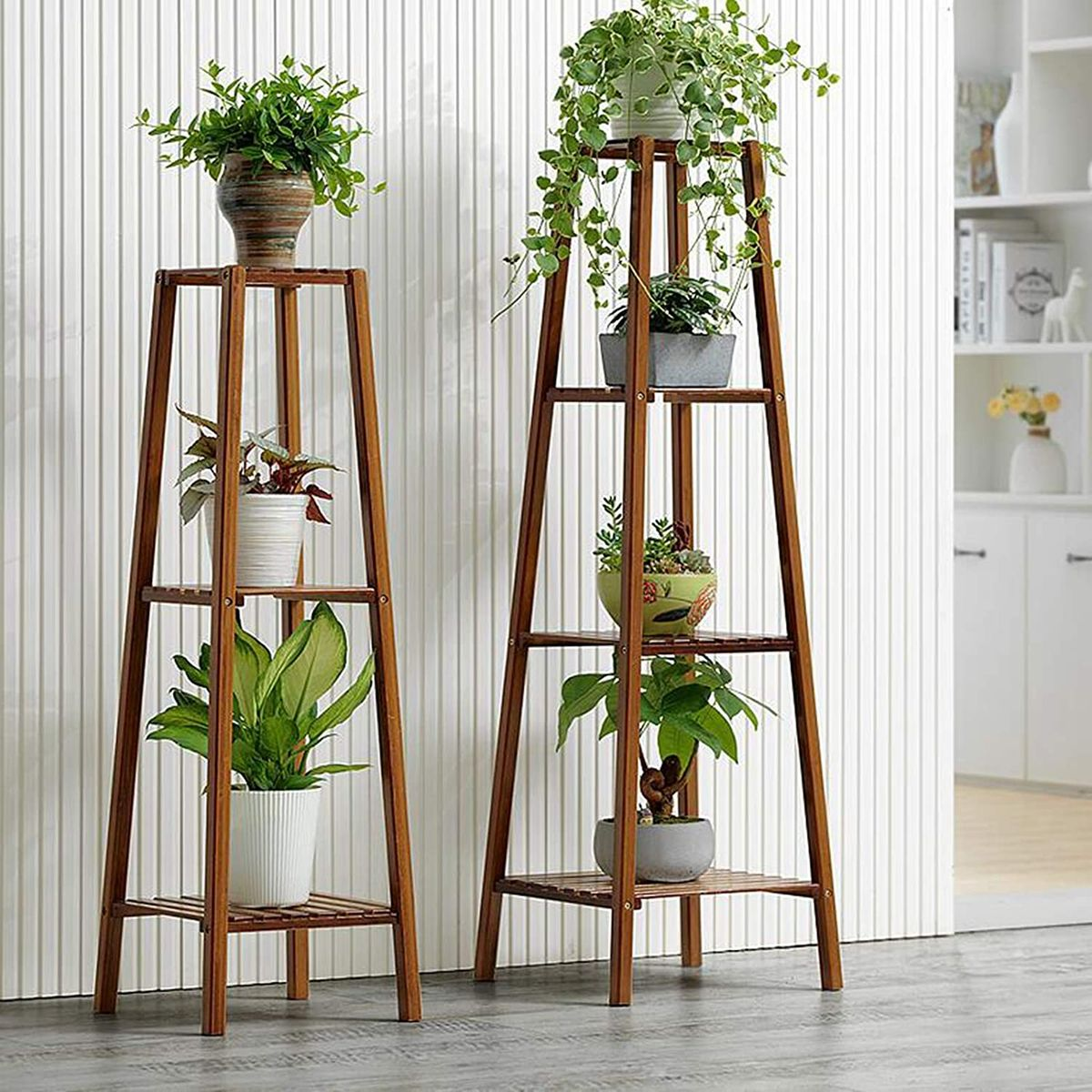 Display Stand and Potted Plant Stand Table 10-inch