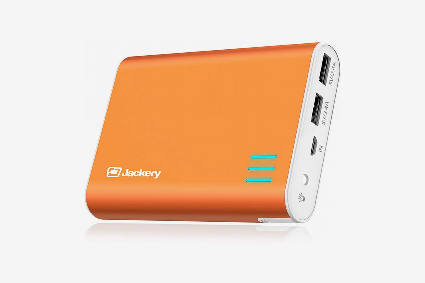 Jackery External Battery Charger Giant+ 12000mAh Dual USB Portable Battery Charger