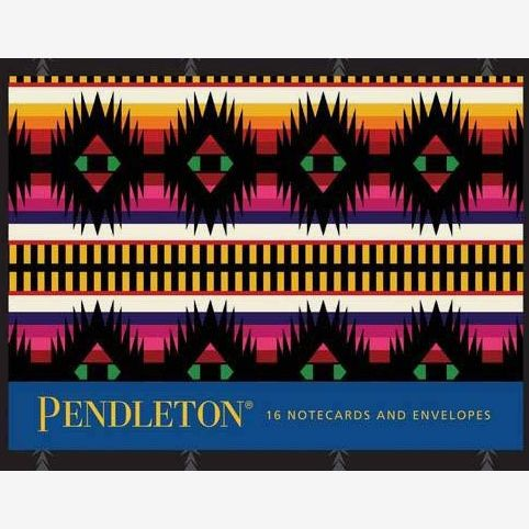 Pendleton Notecards: 16 Notecards and Envelopes