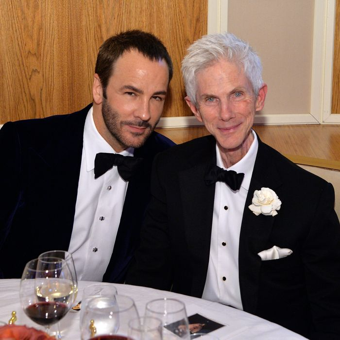 d3be3f61921f Tom Ford Made an Honest Man of Longtime-Boyfriend Richard Buckley