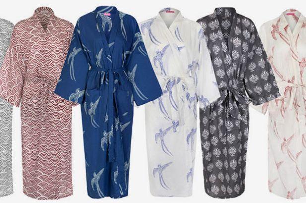 Susannah Cotton Kimono