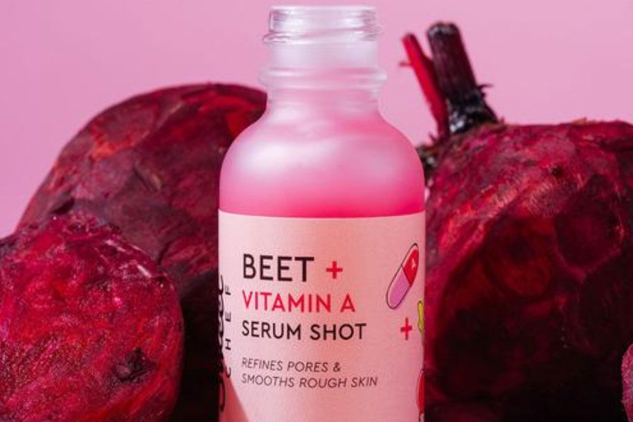Sweet Chef Beet + Vitamin A Serum Shot