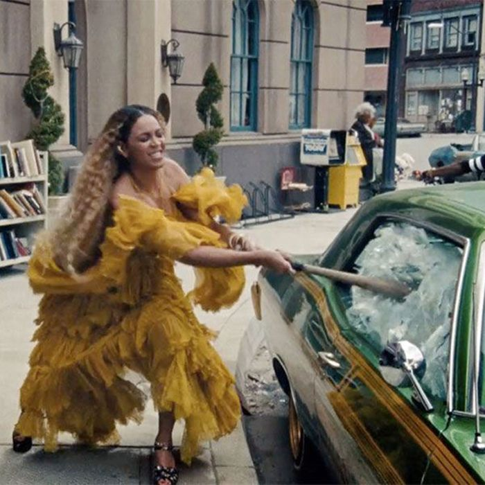 Don't cheat on Beyoncé.