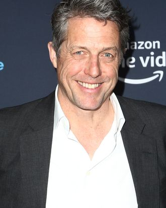 Hugh Grant Thinks He's Too Old for Rom-Coms