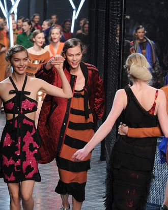Sonia Rykiel's Fall 2011 Collection