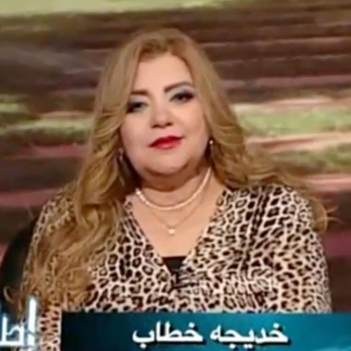 Khadija Khattab is one of the anchors who's been suspended.
