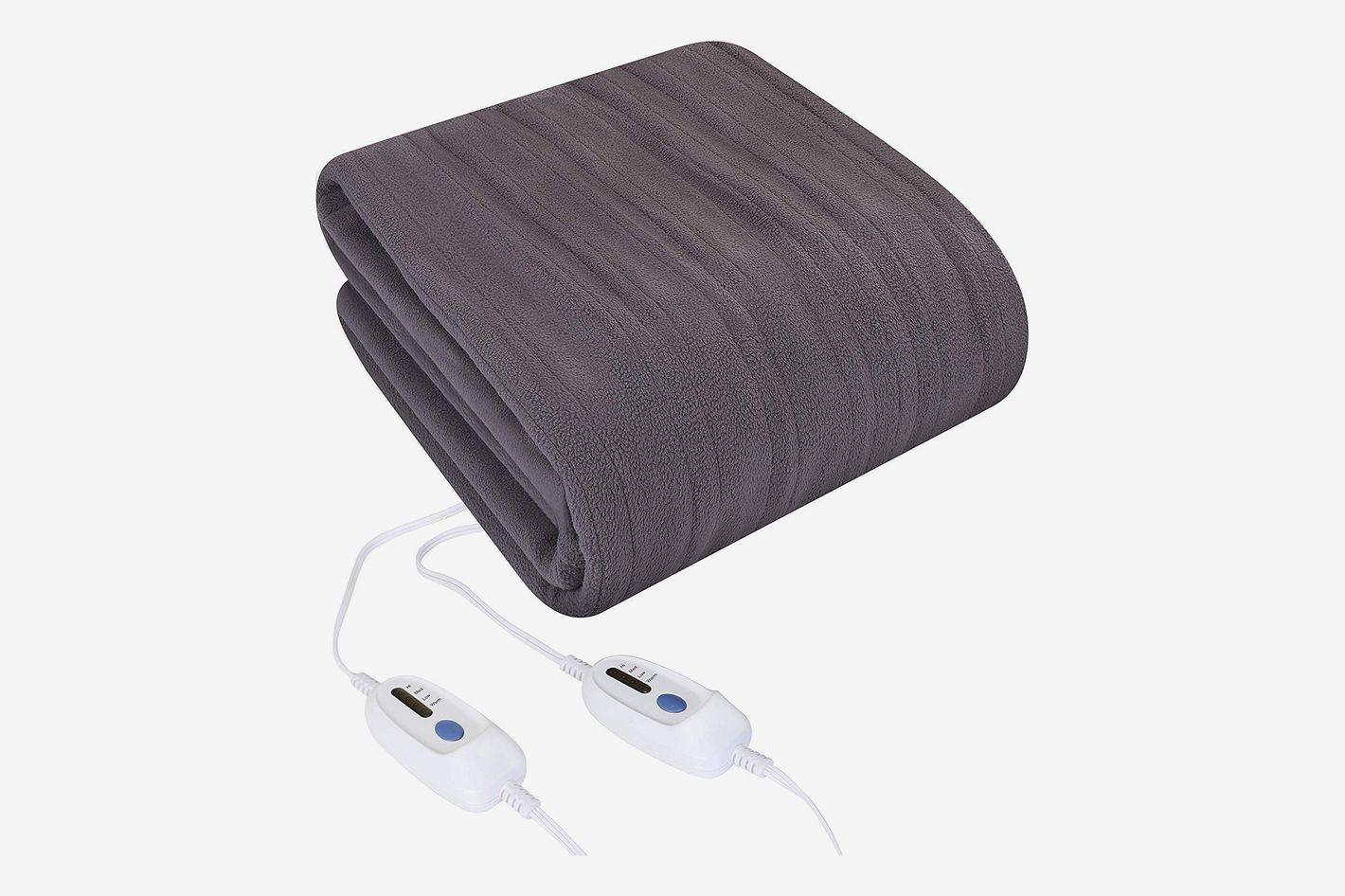 Utopia Bedding Micro Fleece Electric Blanket