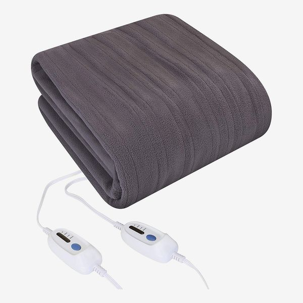 Utopia Bedding Micro-Fleece Electric Blanket