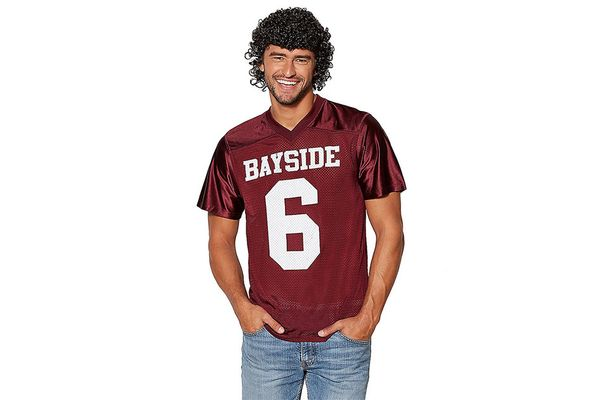 Saved by the Bell Adult AC Slater Costume