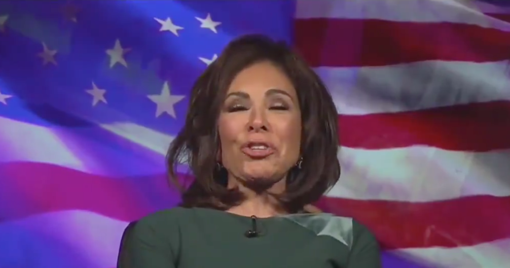 Jeanine Pirro Appears Drunk And Intoxicated On Fox News