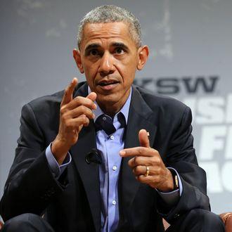 President Barack Obama - 2016 SXSW Music, Film + Interactive Festival