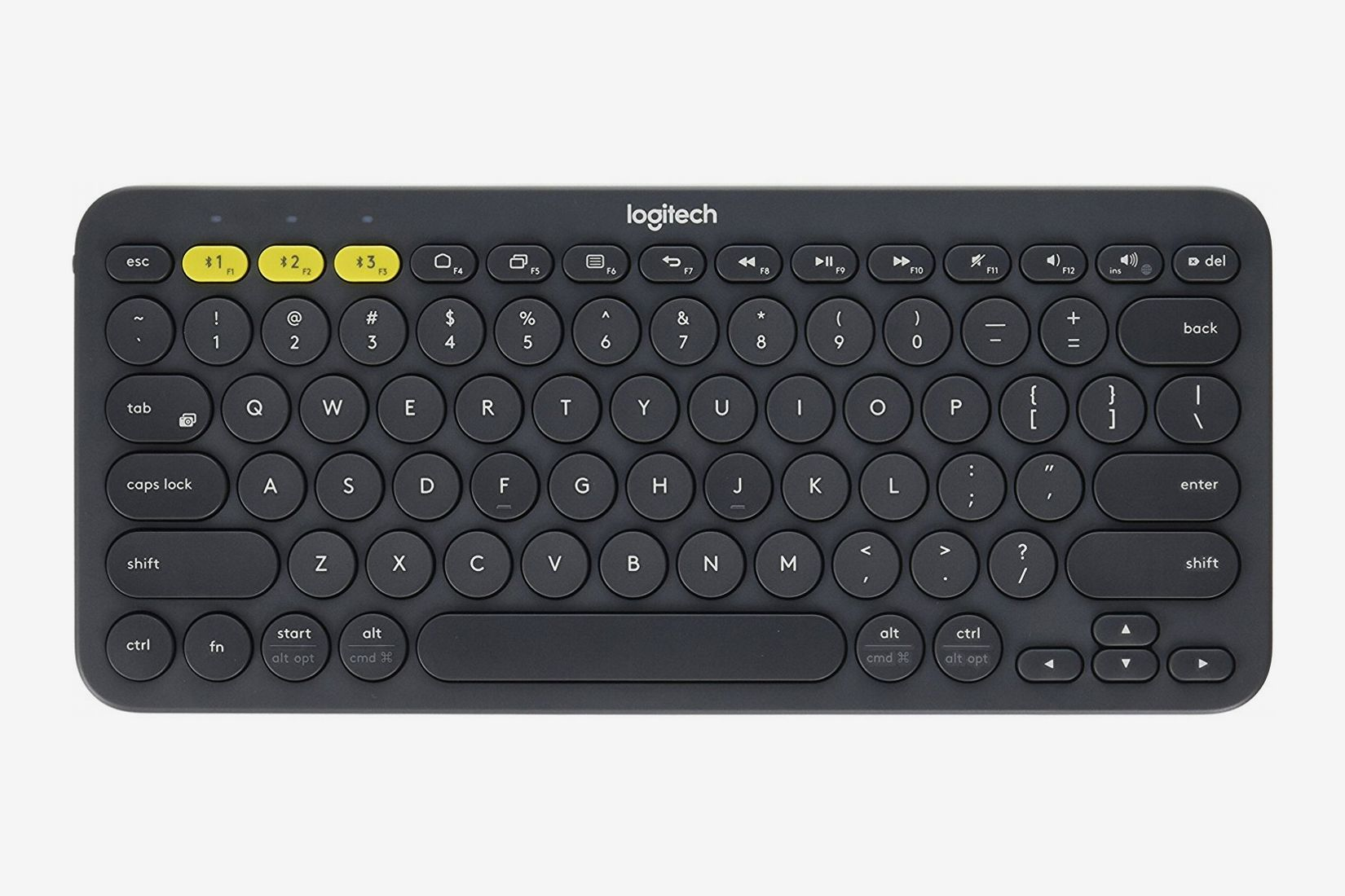 9bf61618ba6 Logitech K380 Multi-Device Bluetooth Keyboard