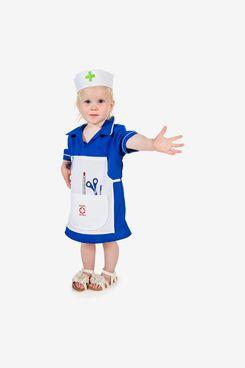 Children's Nurse Costume